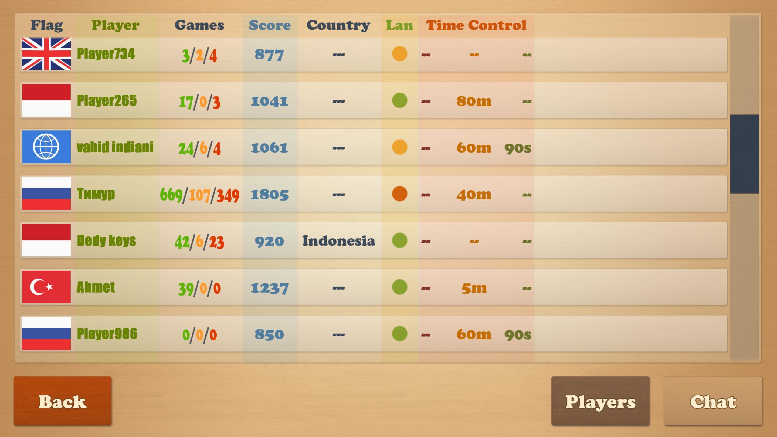Real Chess 3.101 Screenshot 7