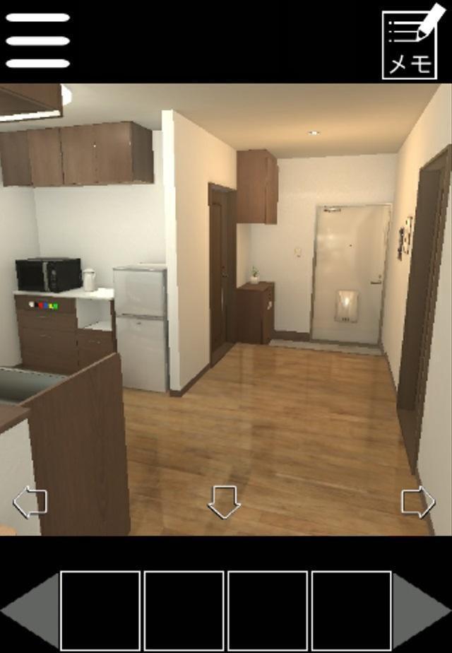 Cape's escape game second room 1.3.1 Screenshot 4