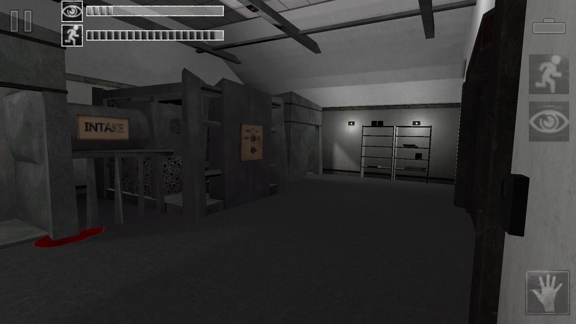 SCP - Containment Breach Mobile 1.0.1 Screenshot 1