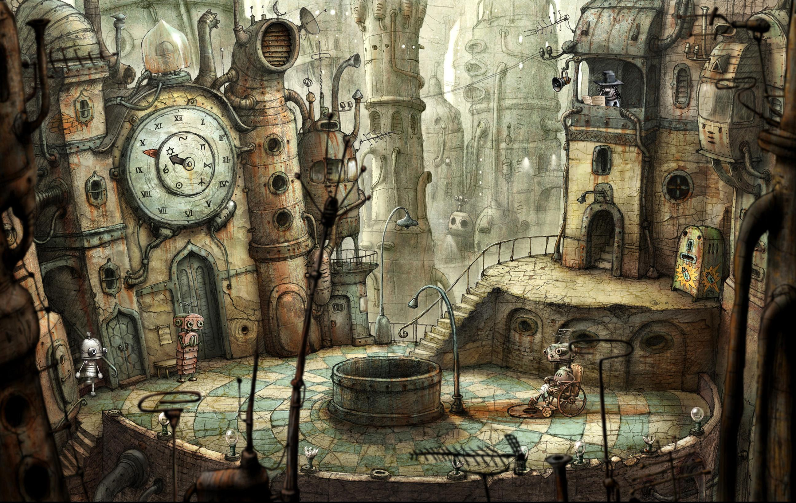 Machinarium Demo 2.6.9 Screenshot 1