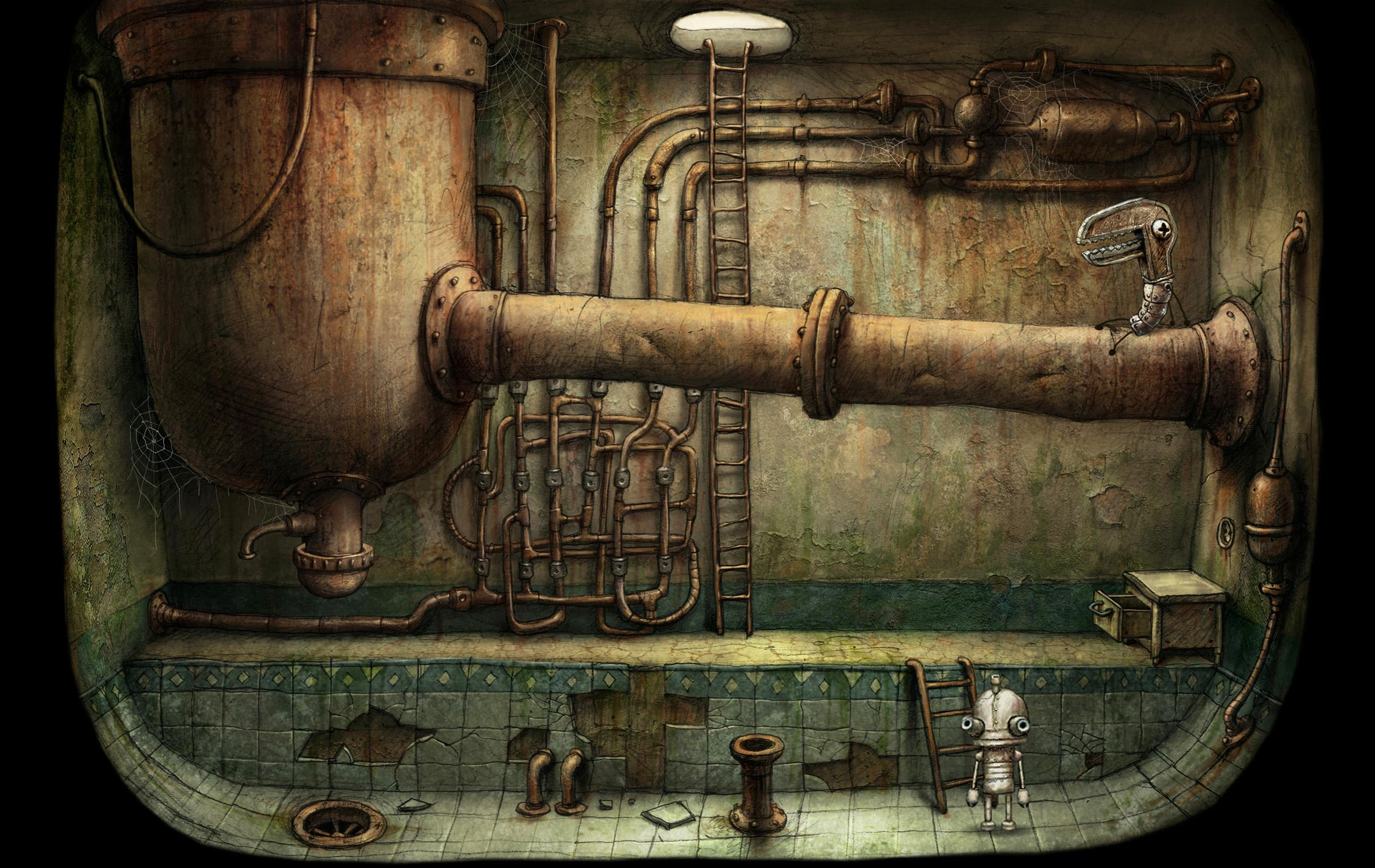 Machinarium Demo 2.6.9 Screenshot 13