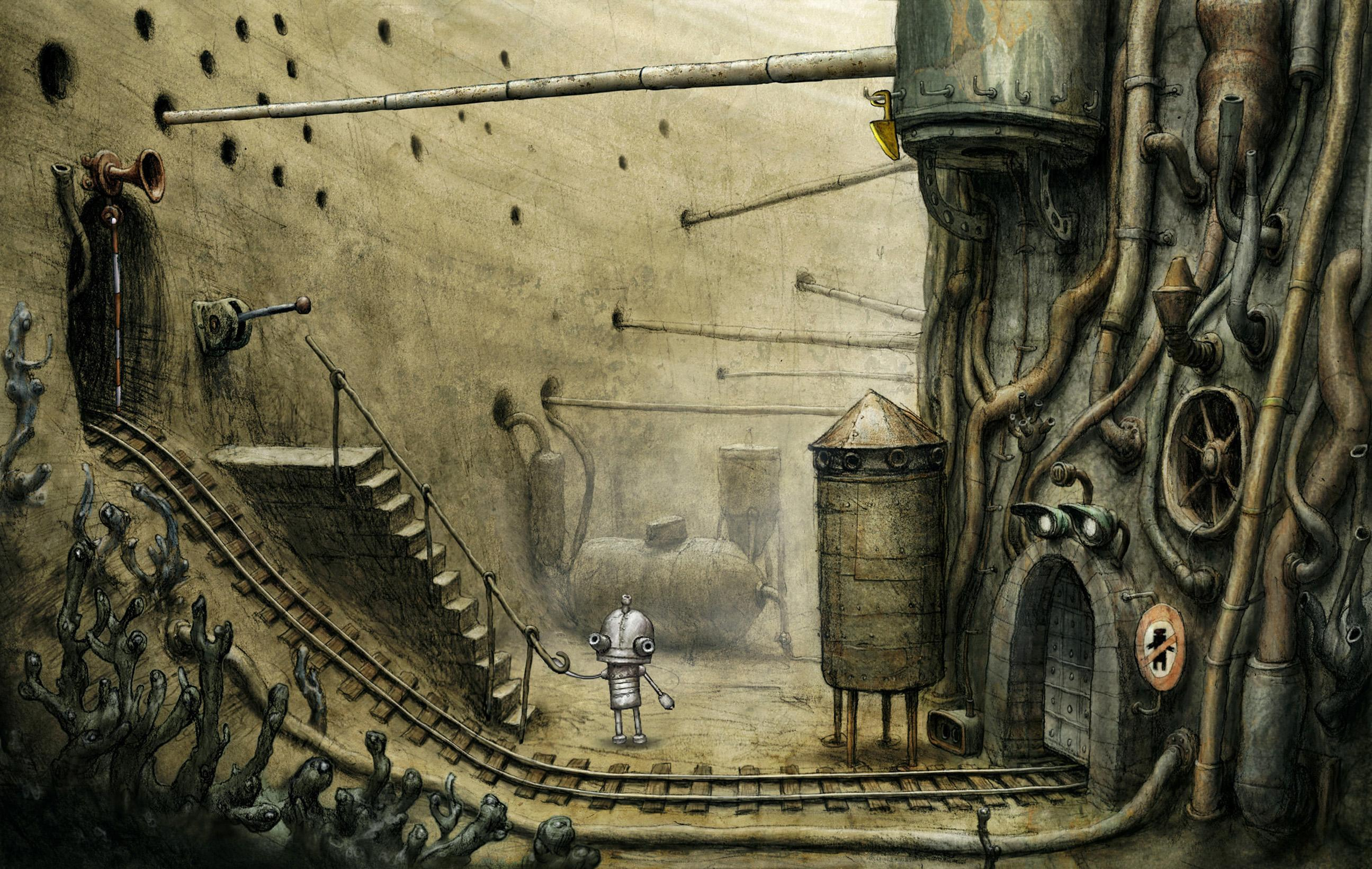 Machinarium Demo 2.6.9 Screenshot 17