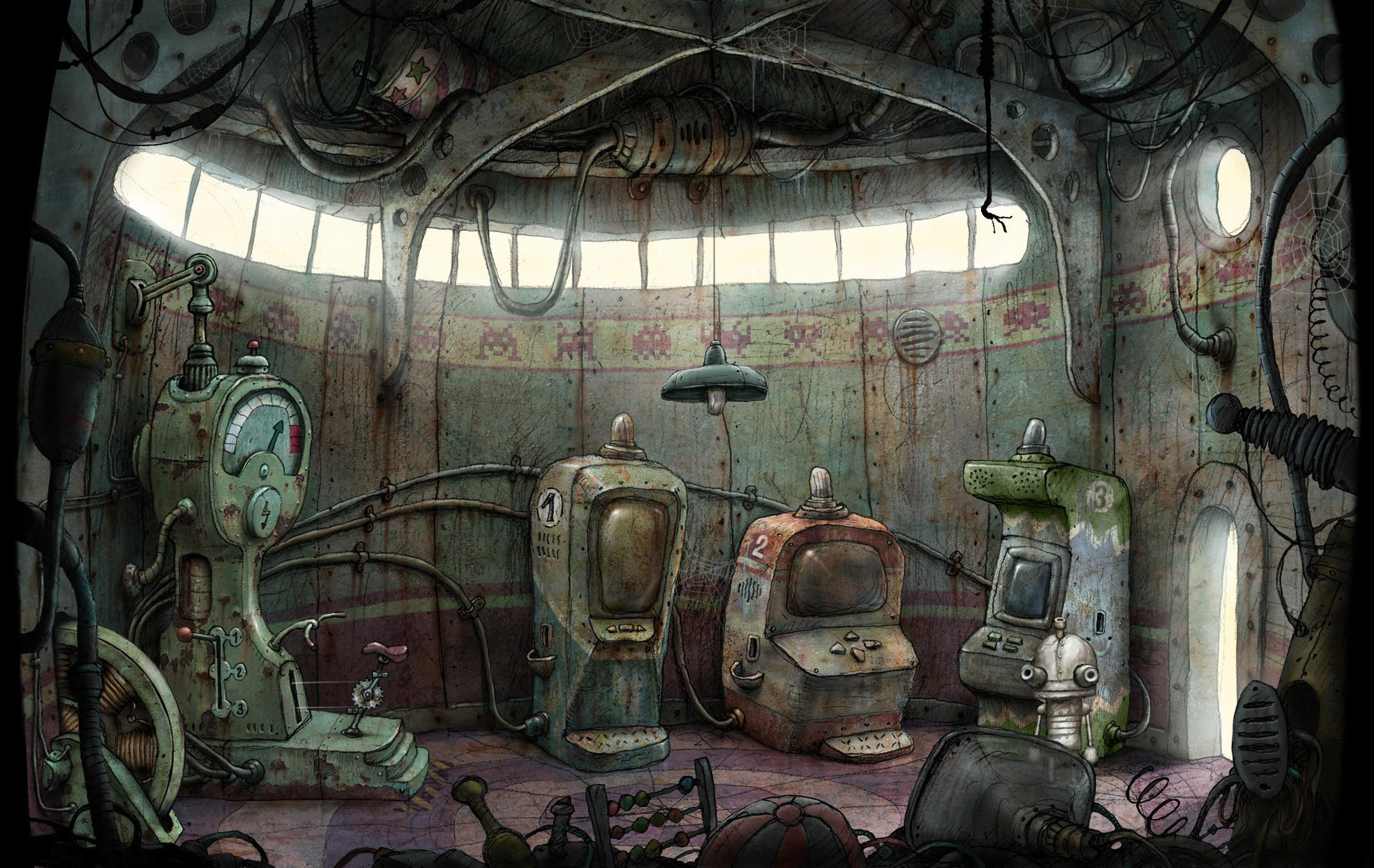 Machinarium Demo 2.6.9 Screenshot 19