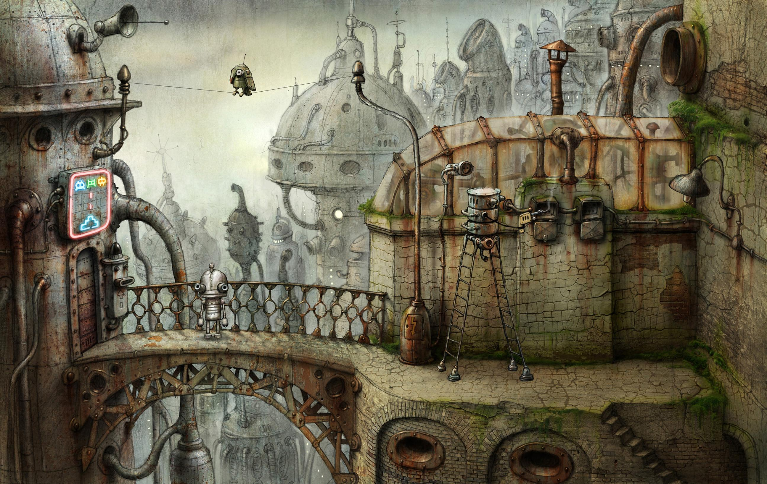 Machinarium Demo 2.6.9 Screenshot 7