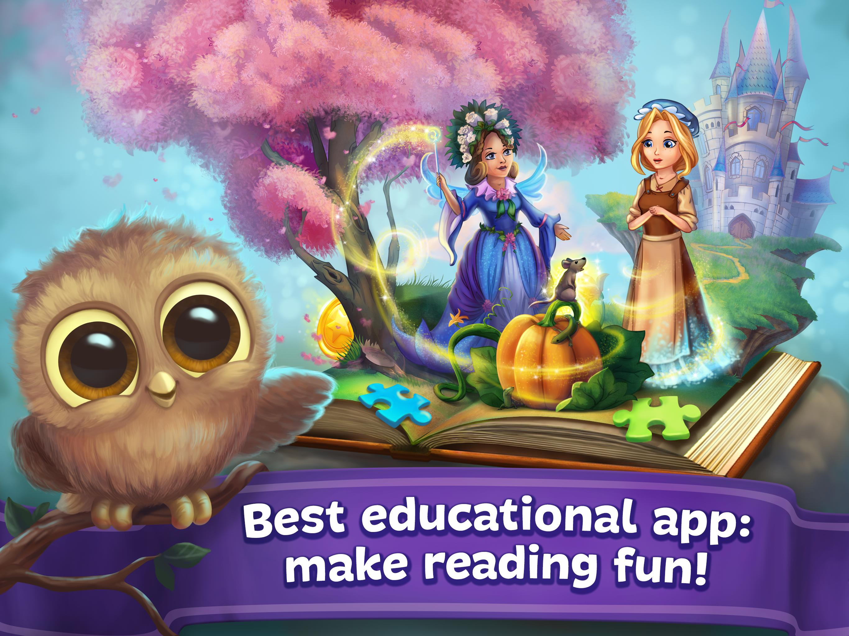 Fairy Tales Children's Books, Stories and Games 2.7.0 Screenshot 11