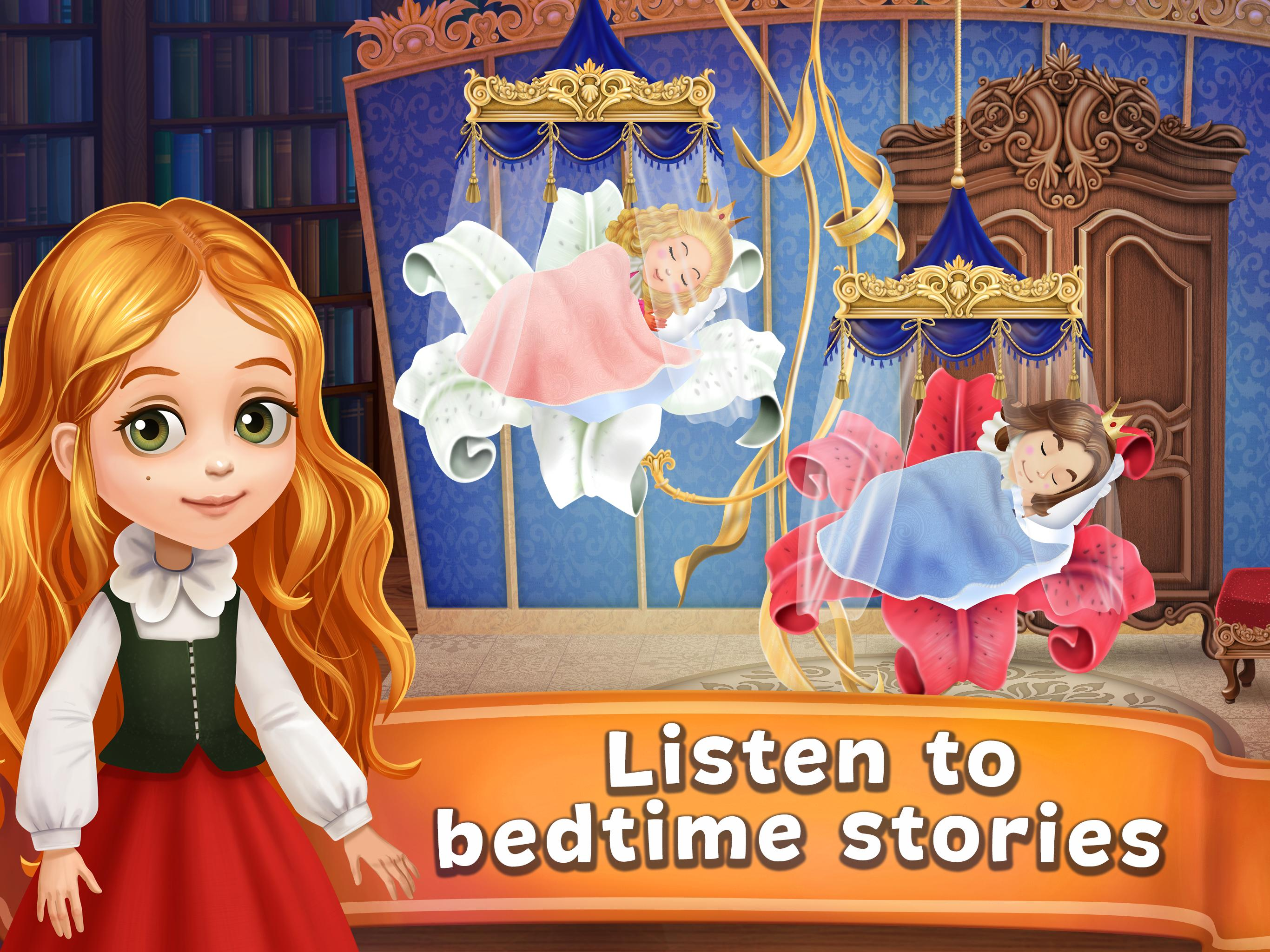 Fairy Tales Children's Books, Stories and Games 2.7.0 Screenshot 14