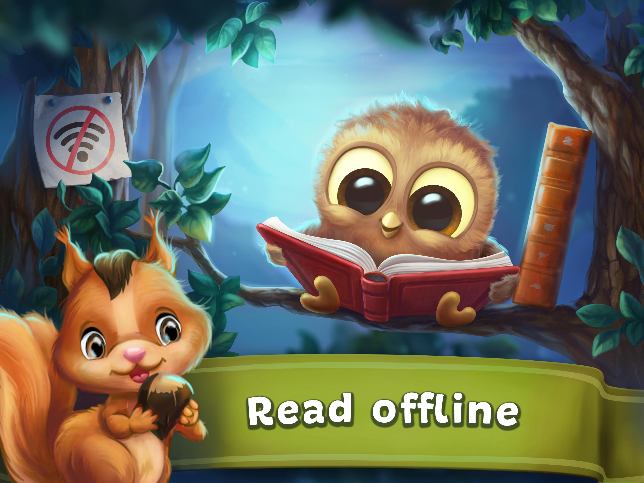 Fairy Tales Children's Books, Stories and Games 2.7.0 Screenshot 15