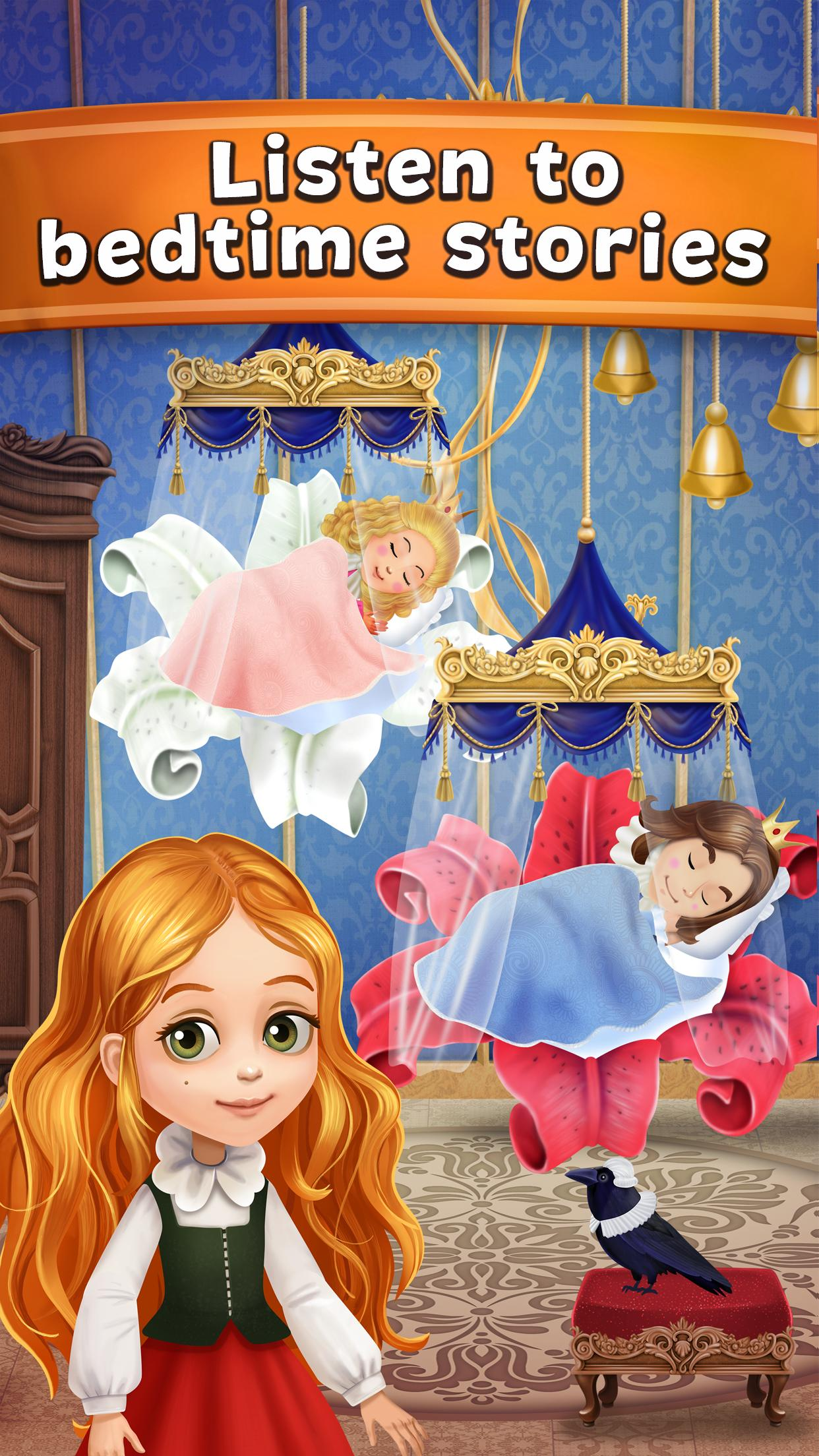 Fairy Tales Children's Books, Stories and Games 2.7.0 Screenshot 5