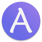 Fonts for Samsung (AFonts) app icon