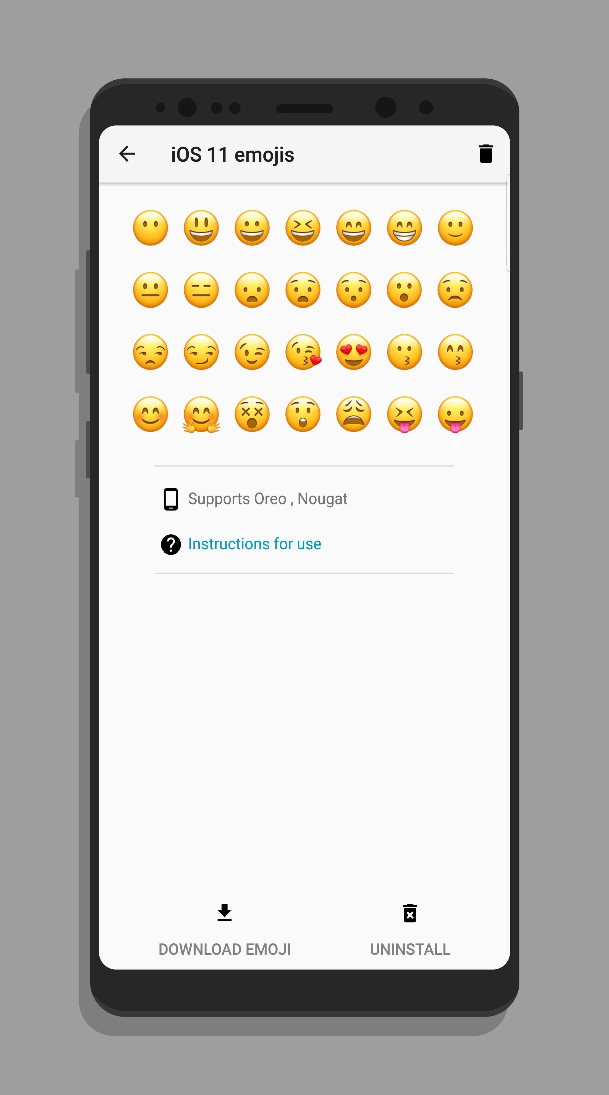Fonts for Samsung (AFonts) 4.5 Screenshot 4