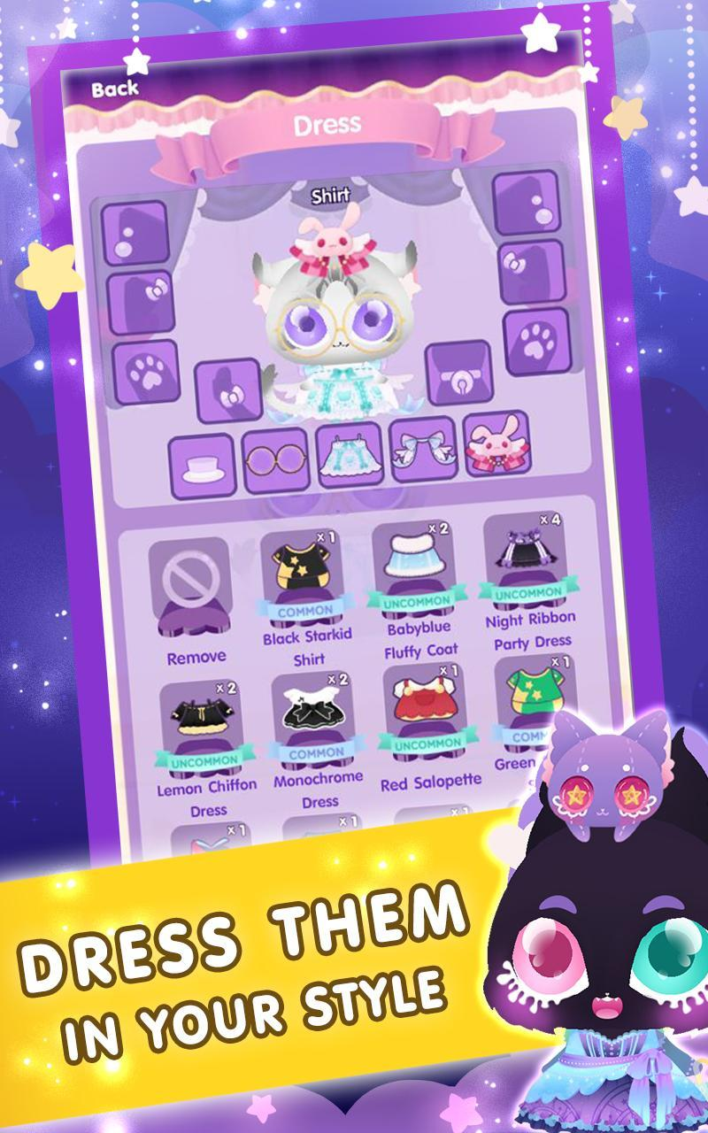 Dream Cat Paradise 3.0.1 Screenshot 11