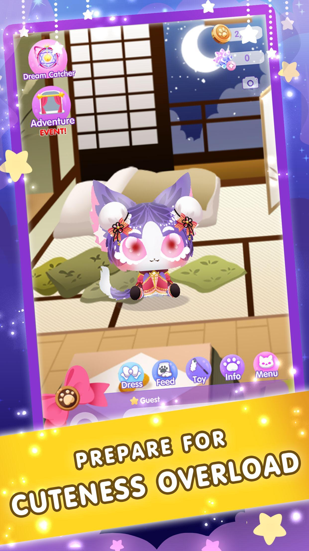 Dream Cat Paradise 3.0.1 Screenshot 5