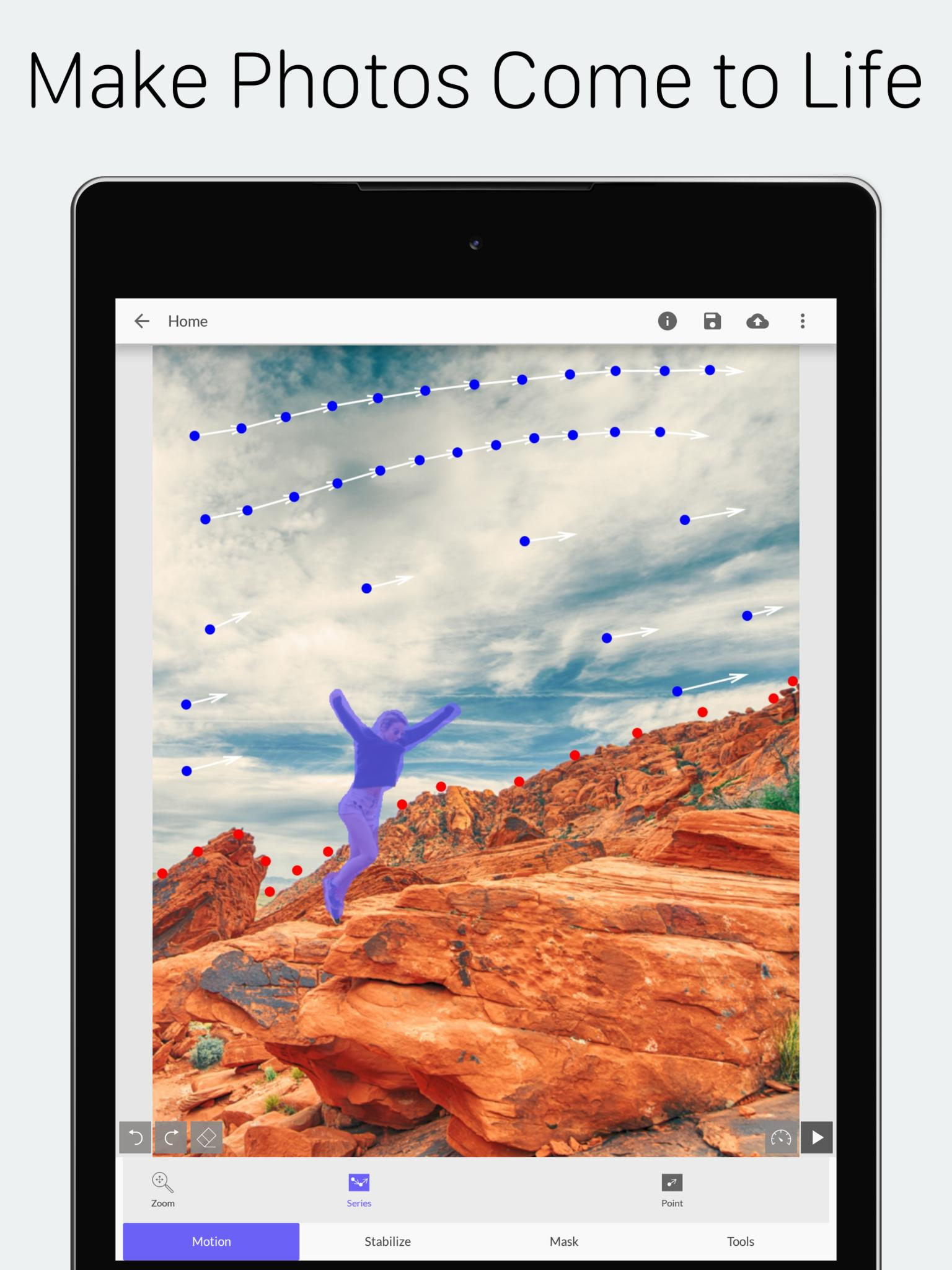 StoryZ Photo Video Maker & Loop video Animation 1.0.7 Screenshot 11
