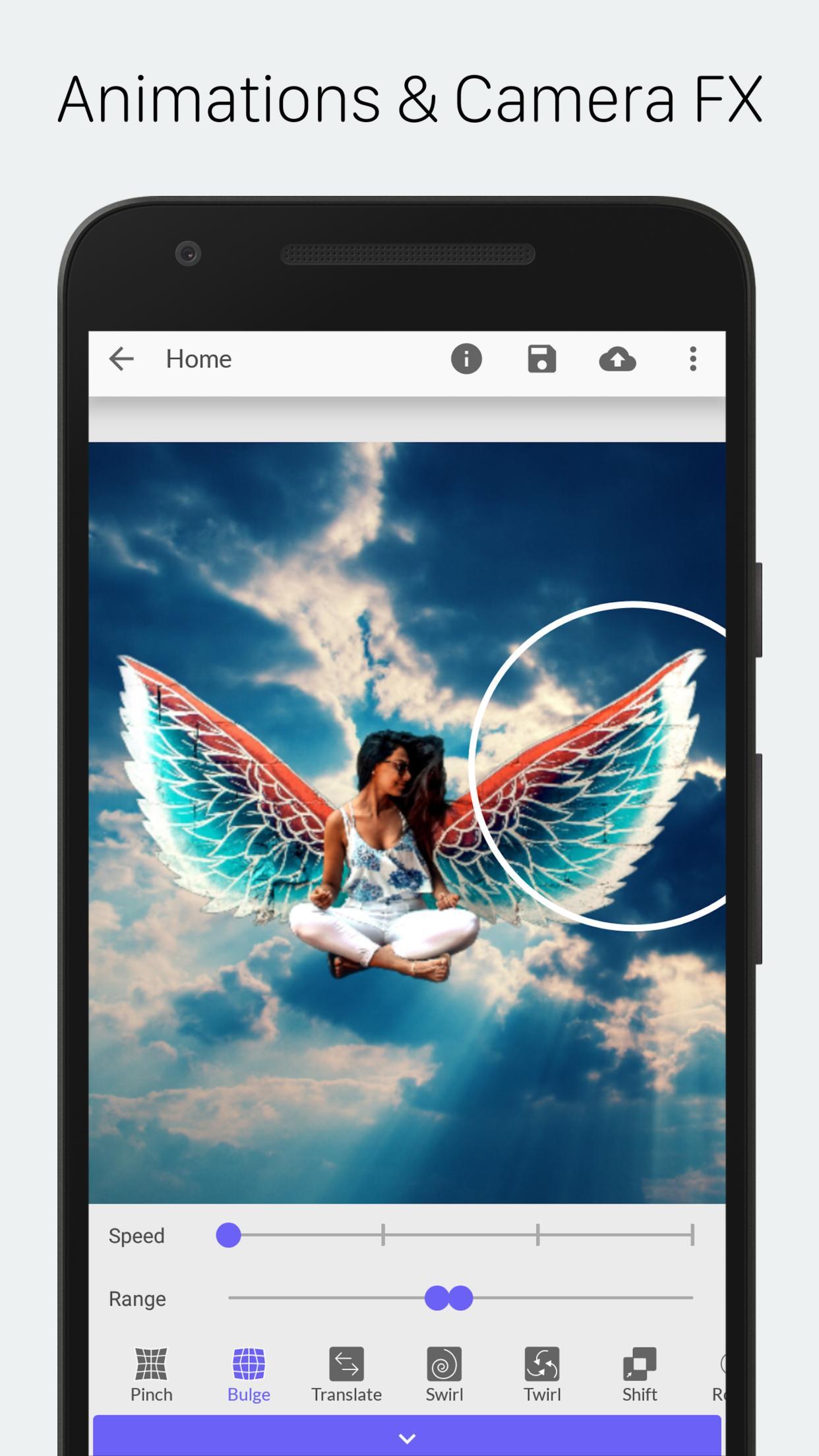 StoryZ Photo Video Maker & Loop video Animation 1.0.7 Screenshot 3