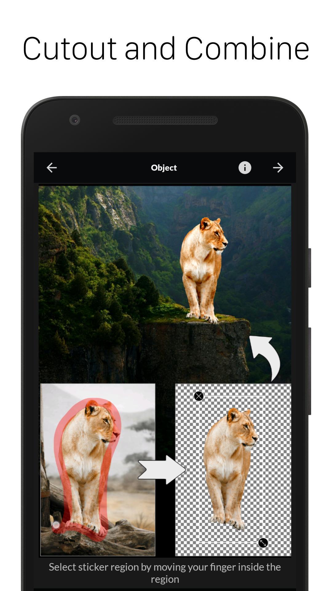 LightX Photo Editor & Photo Effects 2.1.0 Screenshot 2