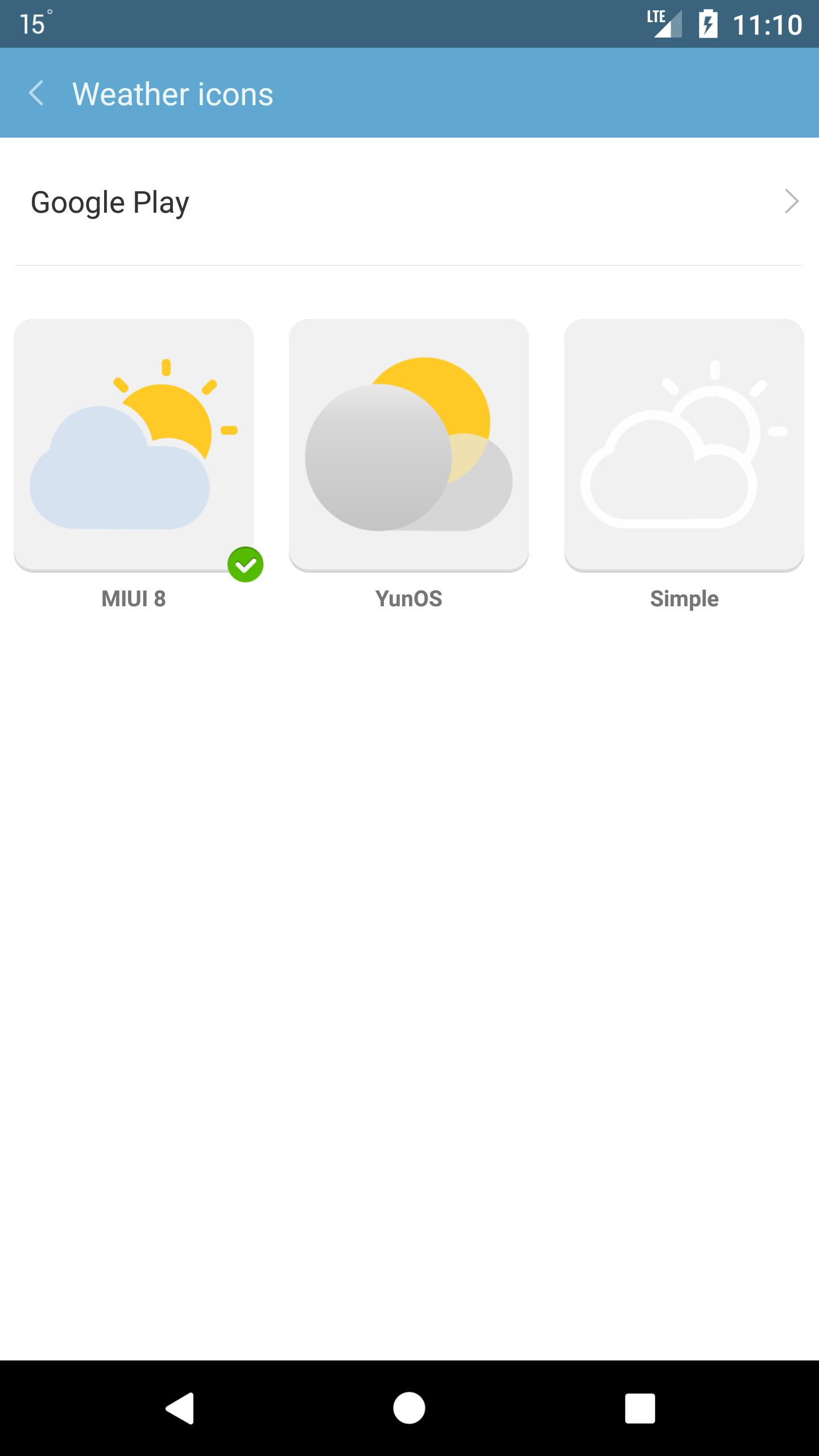 Weather Mate (Weather M8) 1.5.4 Screenshot 7