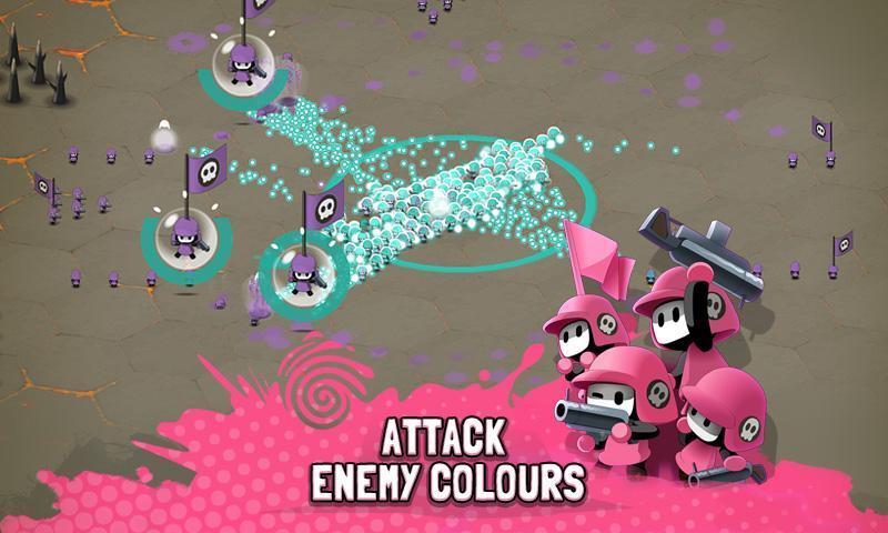 Tactile Wars 1.7.9 Screenshot 1