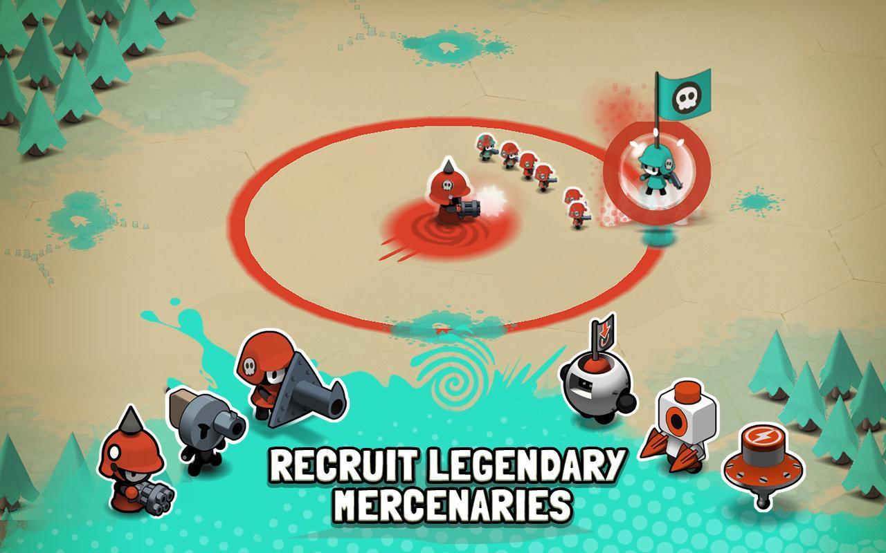 Tactile Wars 1.7.9 Screenshot 10