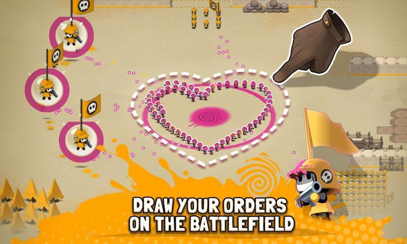 Tactile Wars 1.7.9 Screenshot 2