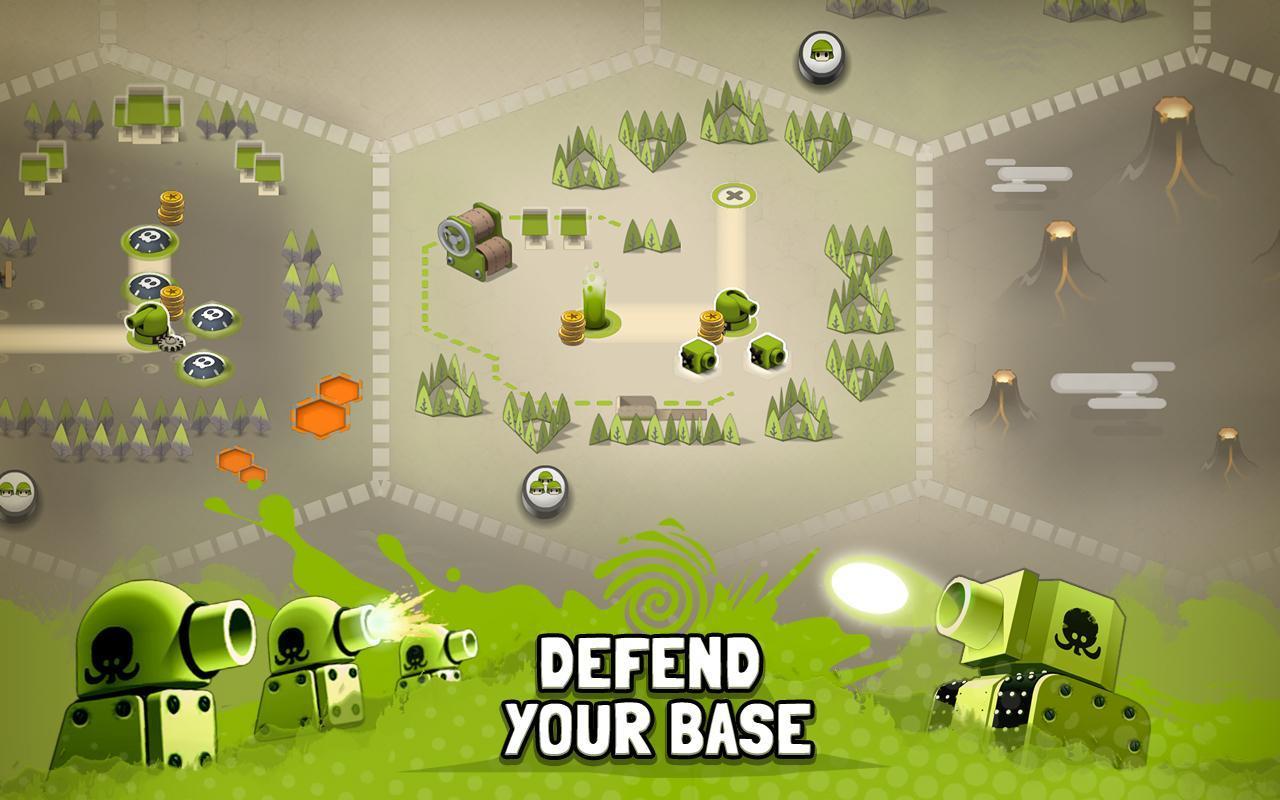 Tactile Wars 1.7.9 Screenshot 9