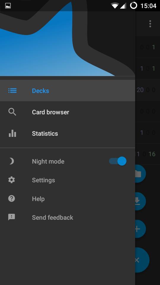 AnkiDroid Flashcards 2.9.1 Screenshot 5