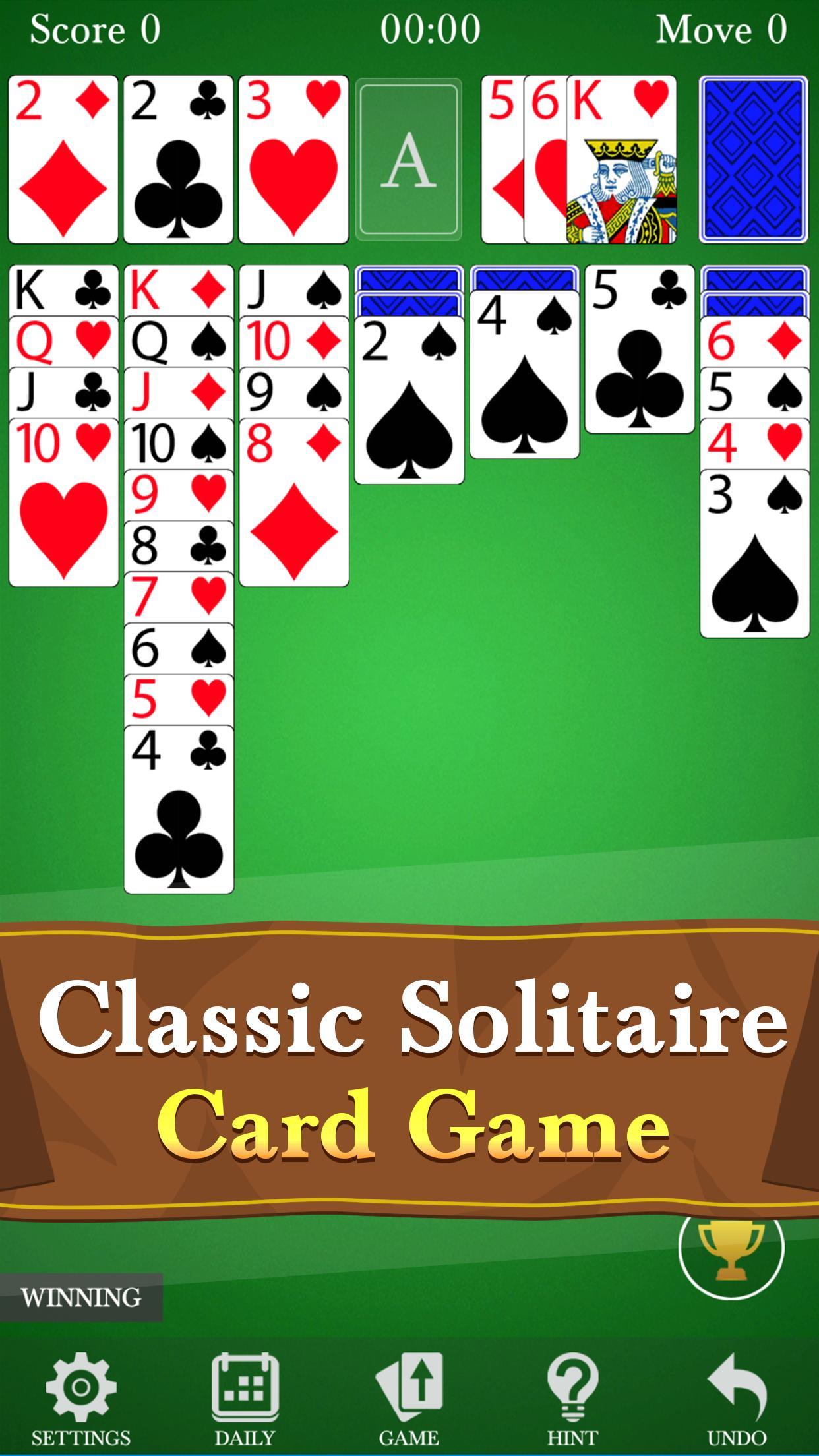 Classic Solitaire 2.0.6 Screenshot 1