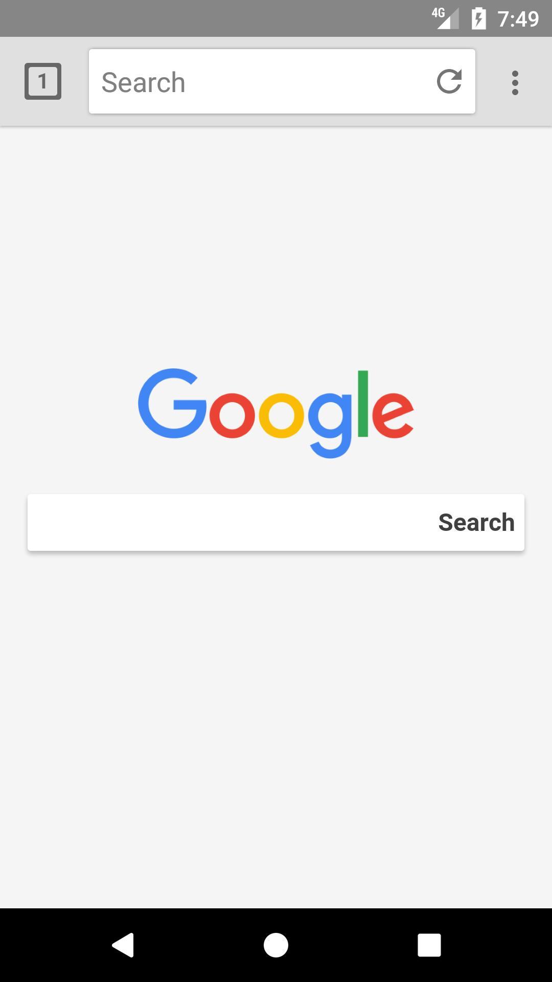 Lightning Browser - Web Browser 5.1.0 Screenshot 1