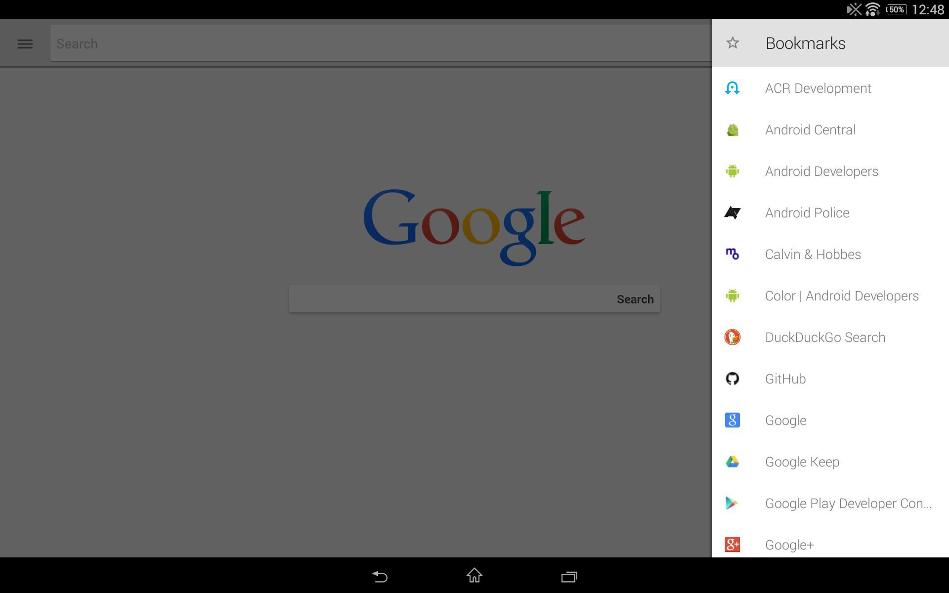 Lightning Browser - Web Browser 5.1.0 Screenshot 11