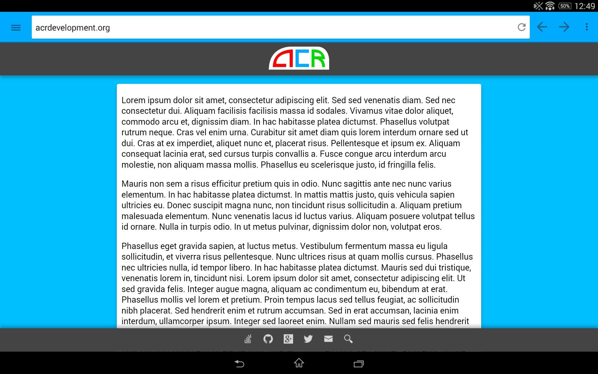 Lightning Browser - Web Browser 5.1.0 Screenshot 12