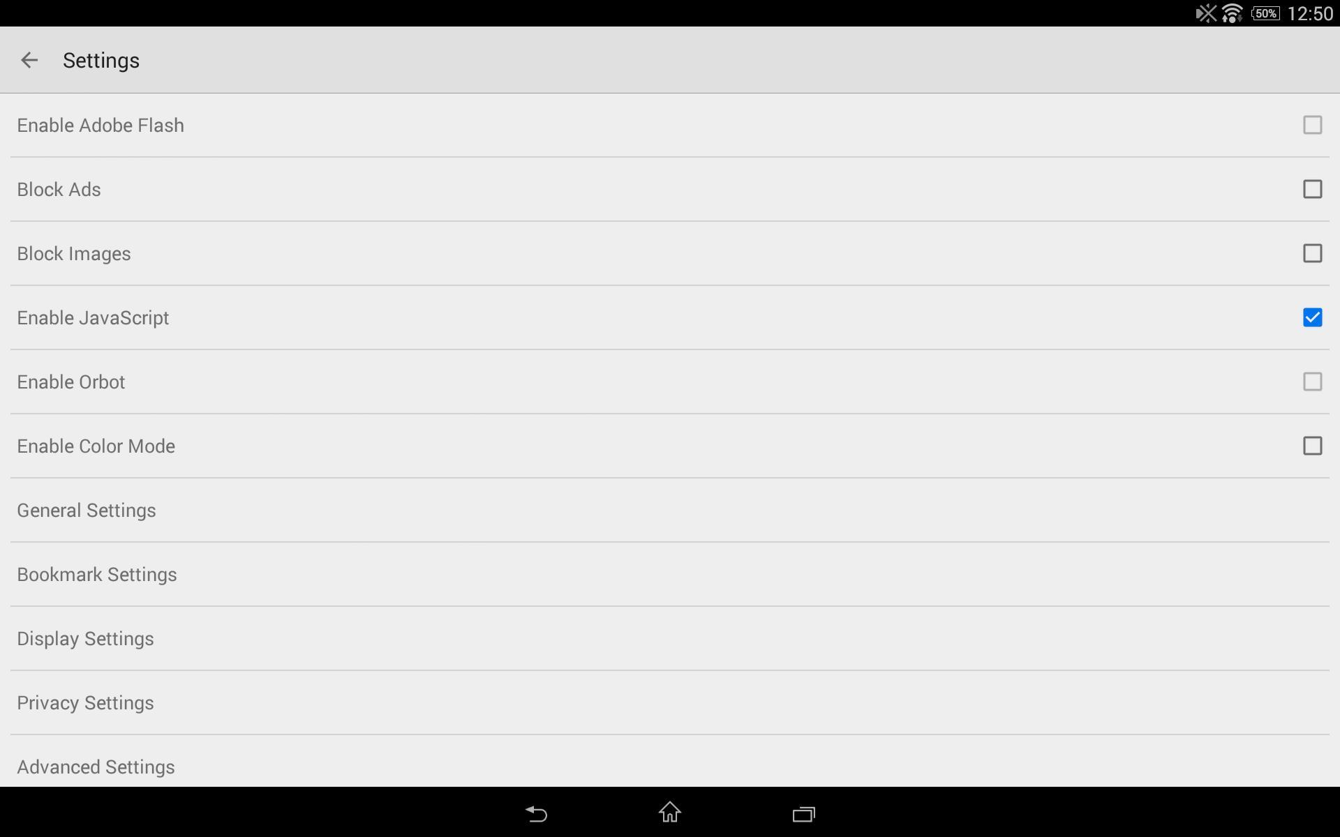 Lightning Browser - Web Browser 5.1.0 Screenshot 16