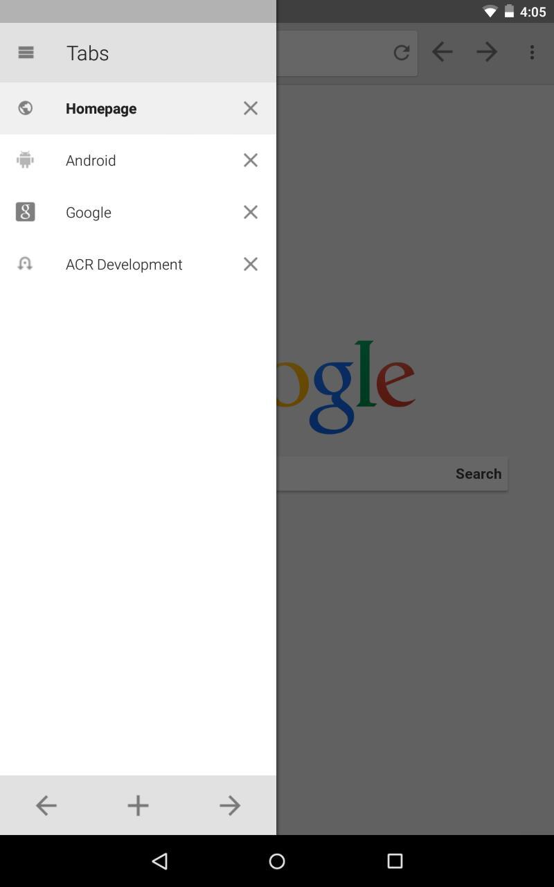 Lightning Browser - Web Browser 5.1.0 Screenshot 18