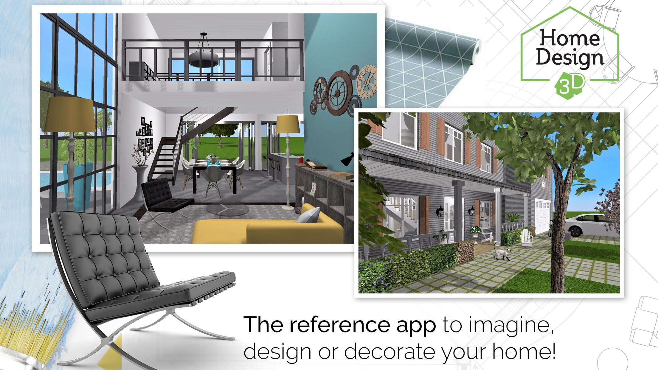 Home Design 3D 4.4.4 Screenshot 1