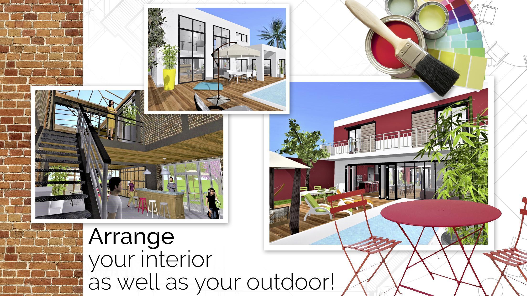 Home Design 3D 4.4.4 Screenshot 3