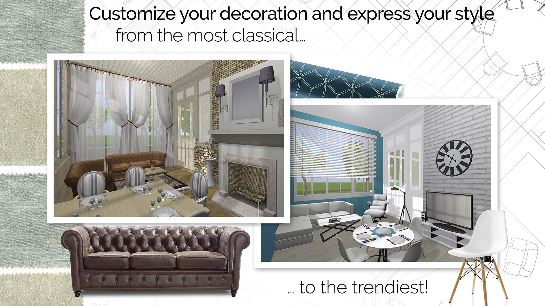 Home Design 3D 4.4.4 Screenshot 4