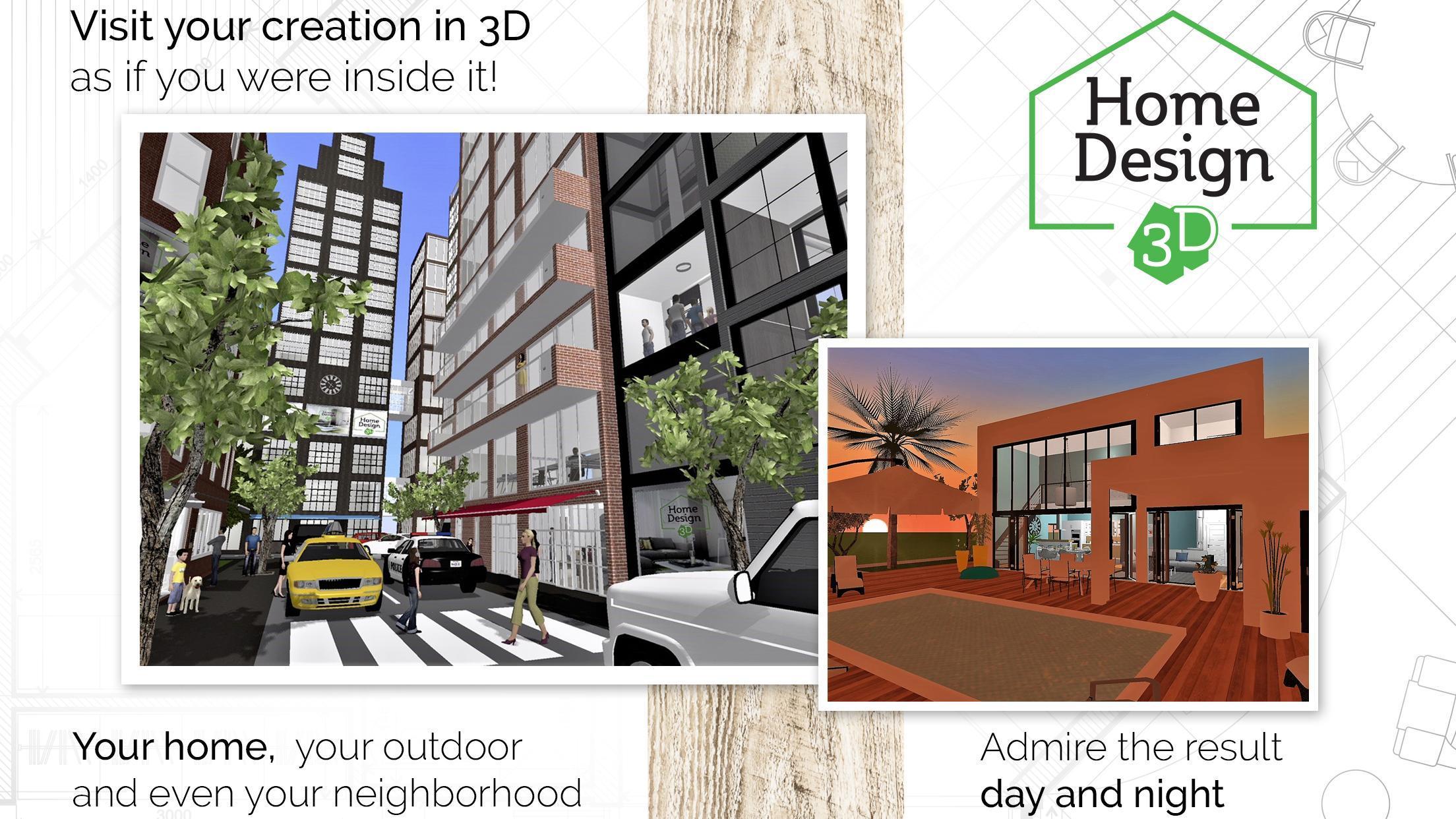 Home Design 3D 4.4.4 Screenshot 5