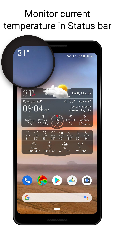 Weather Live 6.23 Screenshot 6