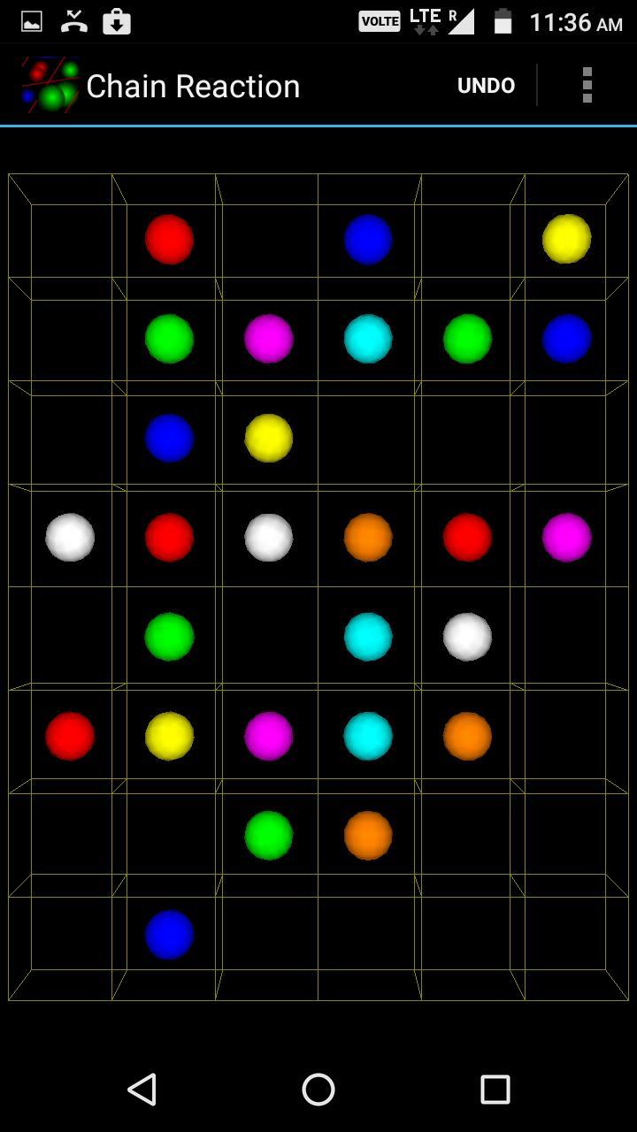 Chain Reaction 1.9 Screenshot 7