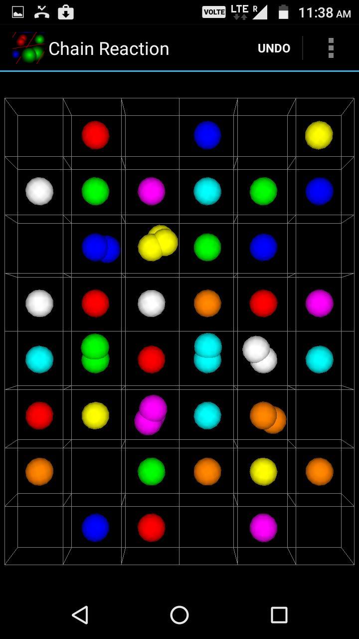 Chain Reaction 1.9 Screenshot 8