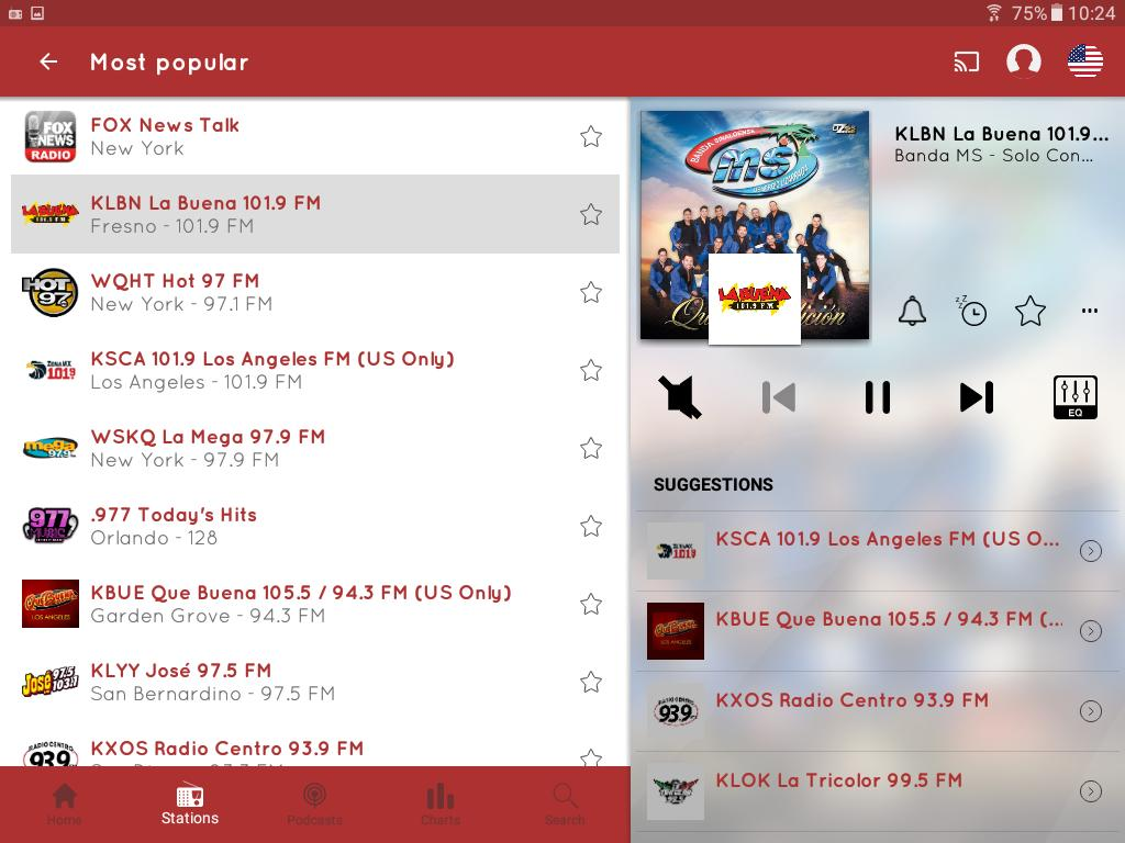myTuner Radio App: FM Radio + Internet Radio 7.9.56 Screenshot 16
