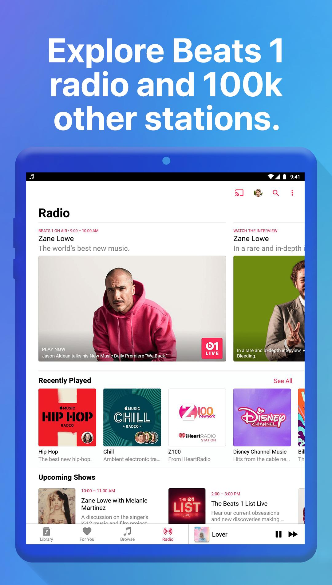 Apple Music 2.8.4 Screenshot 10