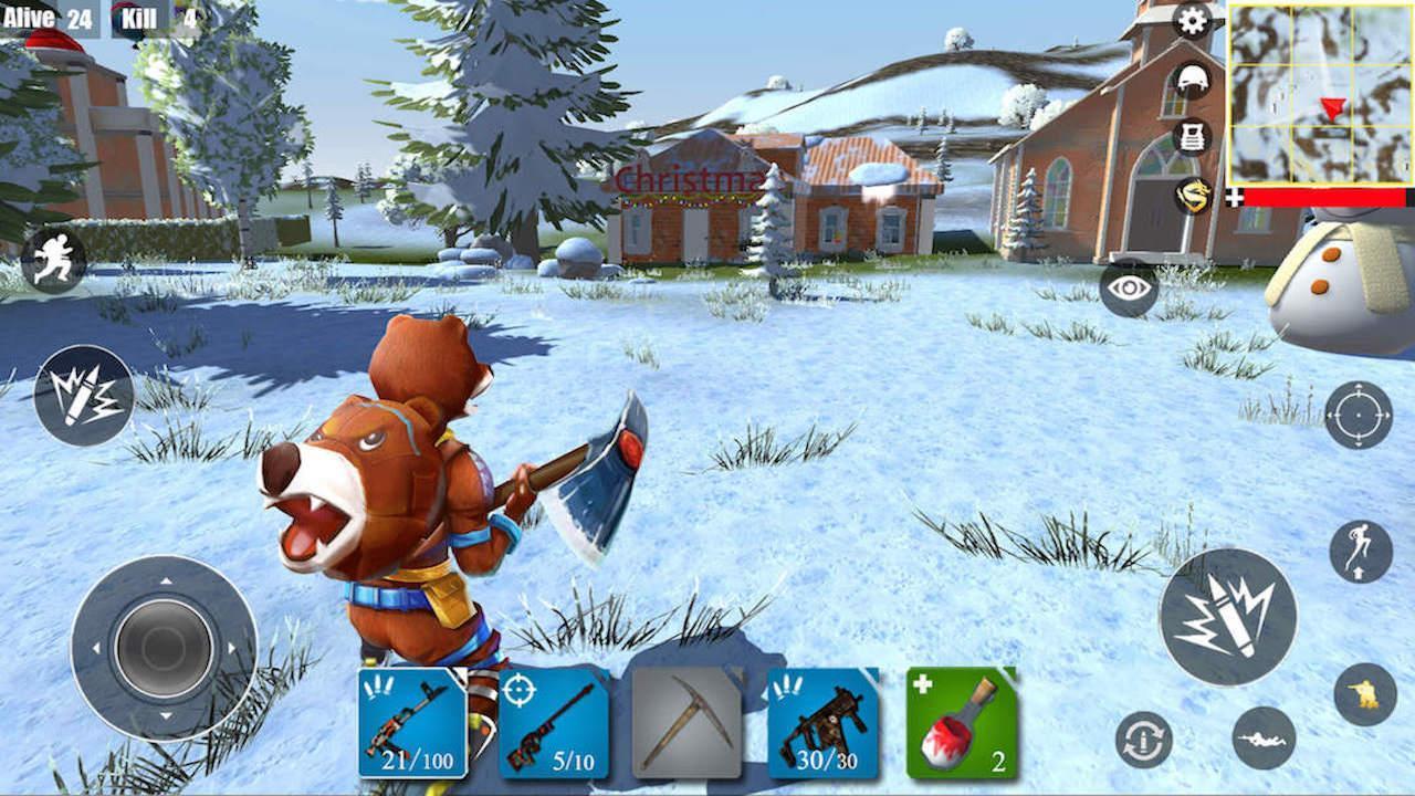 Battle Destruction 1.0.6 Screenshot 1
