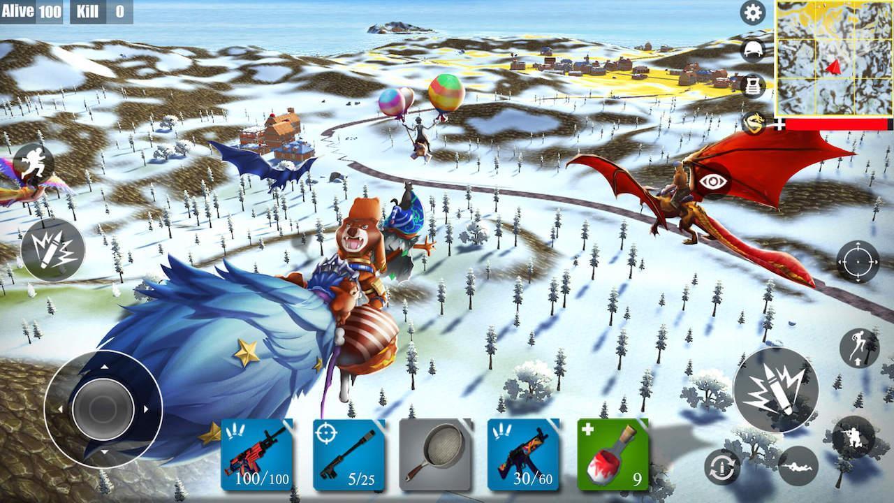 Battle Destruction 1.0.6 Screenshot 3