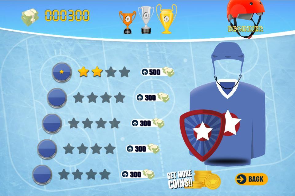 Ice Hockey League FREE 2.1 Screenshot 4