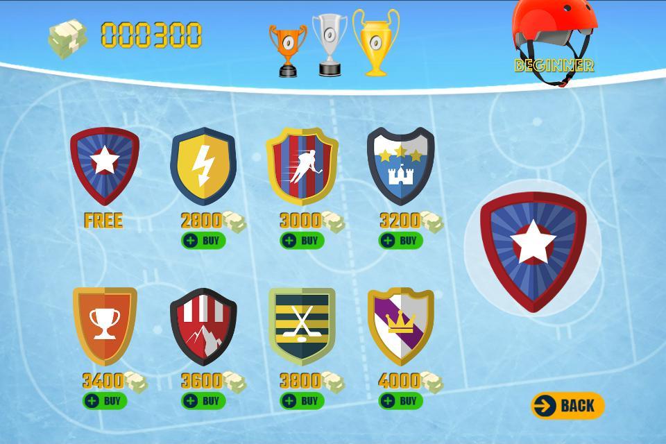 Ice Hockey League FREE 2.1 Screenshot 5