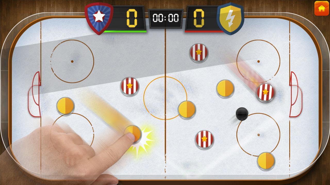 Ice Hockey League FREE 2.1 Screenshot 6