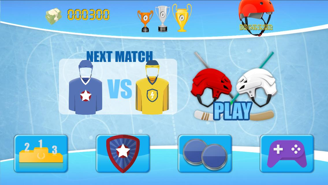 Ice Hockey League FREE 2.1 Screenshot 7