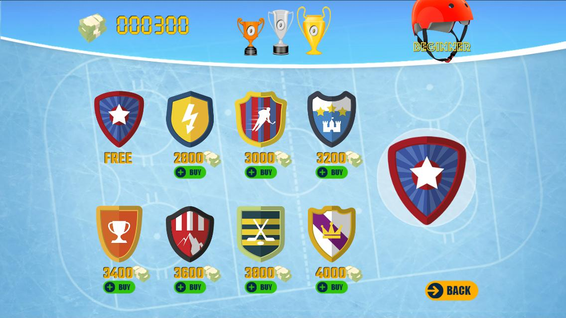 Ice Hockey League FREE 2.1 Screenshot 8