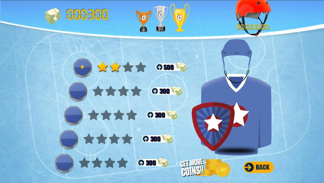 Ice Hockey League FREE 2.1 Screenshot 9