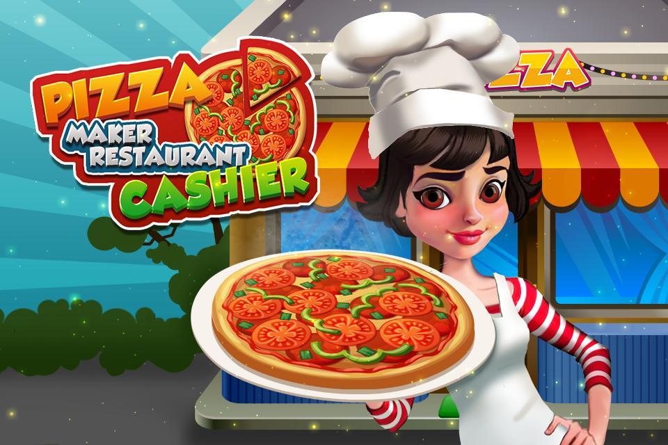 Pizza Maker Restaurant Cash Register: Cooking Game 1.0.4 Screenshot 1