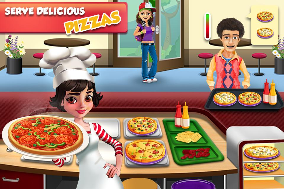 Pizza Maker Restaurant Cash Register: Cooking Game 1.0.4 Screenshot 3